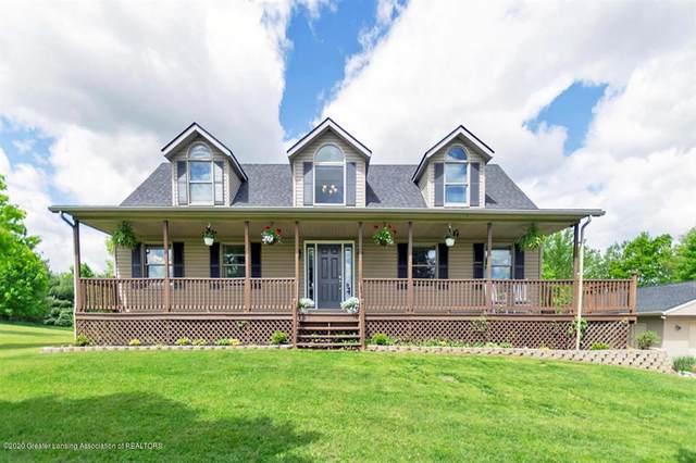 13258 Sportsman Ridge, Grass Lake, MI 49240 (MLS #630000246461) :: The Toth Team