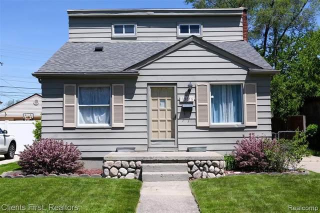 13656 Edison Street, Southgate, MI 48195 (#2200039003) :: The Alex Nugent Team | Real Estate One