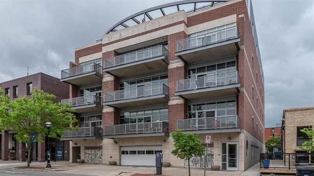 322 E Liberty Street #1, Ann Arbor, MI 48104 (#543273493) :: The Merrie Johnson Team