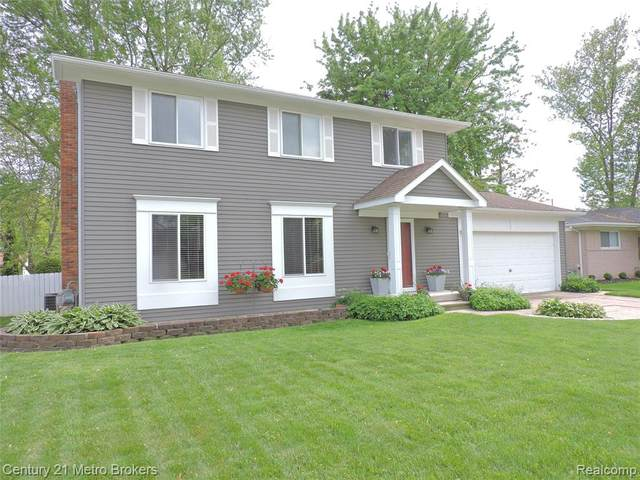 5106 Millwheel Drive, Grand Blanc Twp, MI 48439 (MLS #2200039081) :: The Toth Team