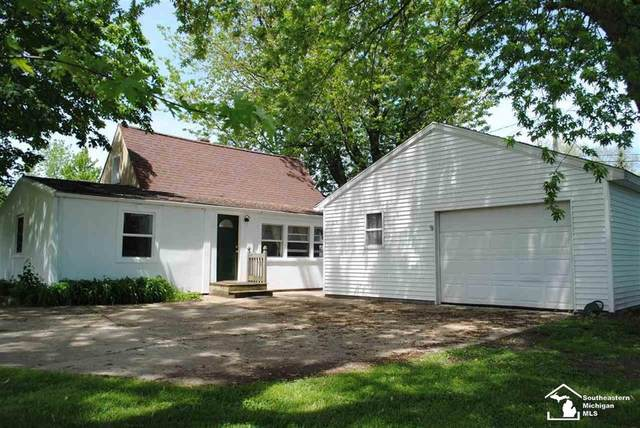 3241 Lawndale St, Frenchtown Twp, MI 48162 (#57050013027) :: Alan Brown Group