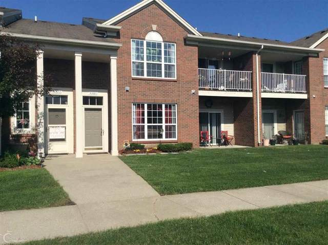 51681 Hale Ln, Chesterfield Twp, MI 48051 (#58050013041) :: Alan Brown Group