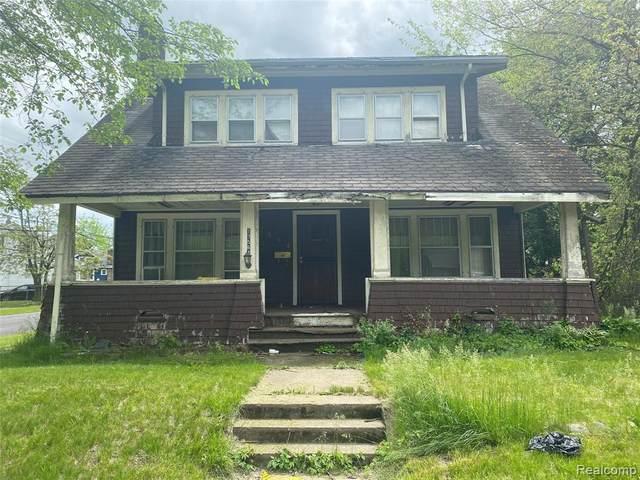 17564 Cooley Street, Detroit, MI 48219 (MLS #2200039316) :: The Toth Team