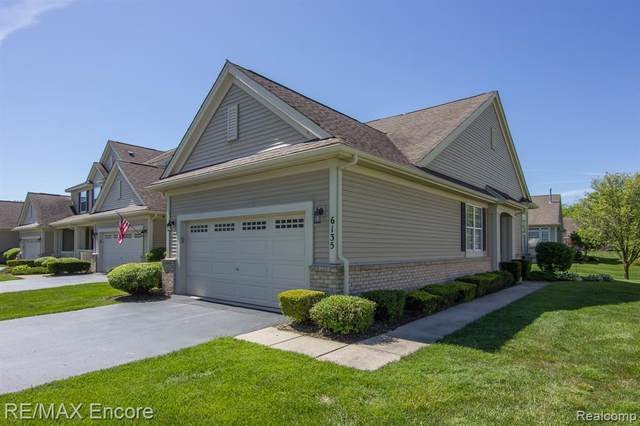 6135 Timberstone Way, Independence Twp, MI 48346 (#2200039335) :: GK Real Estate Team
