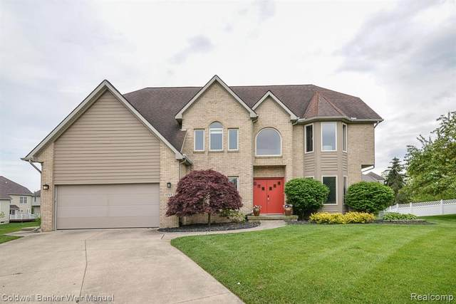 1717 Foxdale Lane, Pittsfield Twp, MI 48108 (#2200039339) :: The Merrie Johnson Team