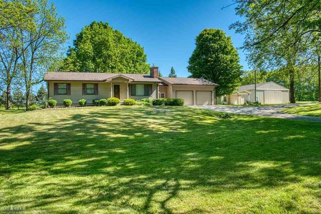 4630 Simpson, Owosso Twp, MI 48867 (MLS #5050013077) :: The Toth Team
