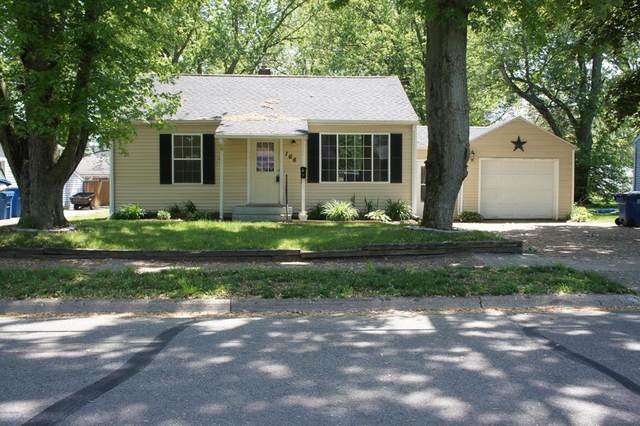 166 Fairfield Dr, COLDWATER CITY, MI 49036 (MLS #62020019656) :: The Toth Team
