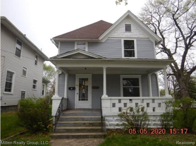 1313 1ST Street, Jackson, MI 49203 (#2200039429) :: RE/MAX Nexus