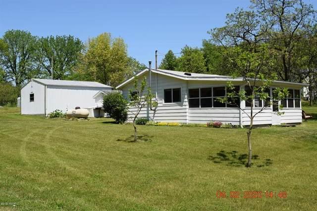 516 Rocky Ridge, Kinderhook Twp, MI 49036 (#62020019690) :: GK Real Estate Team