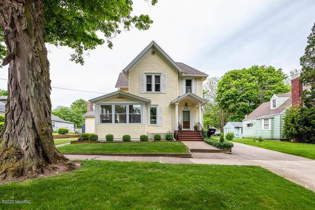 809 N Superior St, ALBION CITY, MI 49224 (#53020019751) :: Alan Brown Group