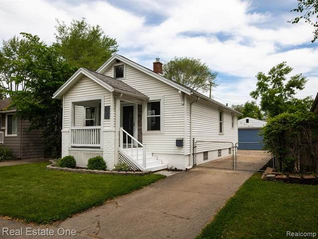 2047 Garfield Street, Ferndale, MI 48220 (#2200039654) :: GK Real Estate Team