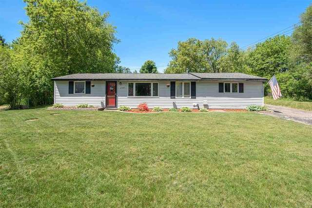 2149 Hoeft Dr, Commerce, MI 48390 (MLS #55202001394) :: The Toth Team