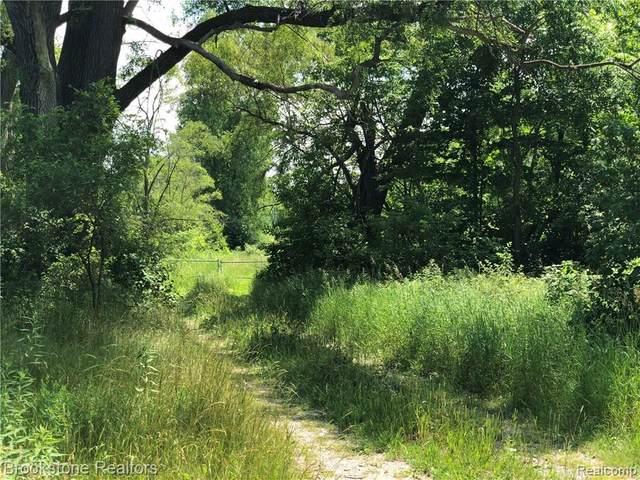 0 26 Mile Road, Shelby Twp, MI 48316 (#2200039951) :: RE/MAX Nexus
