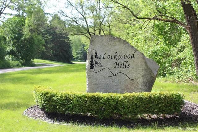 4811 Lockwood Drive, Washington Twp, MI 48094 (#2200040012) :: GK Real Estate Team