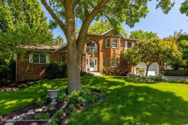 429 Whitehills Drive, East Lansing, MI 48823 (#630000246486) :: GK Real Estate Team