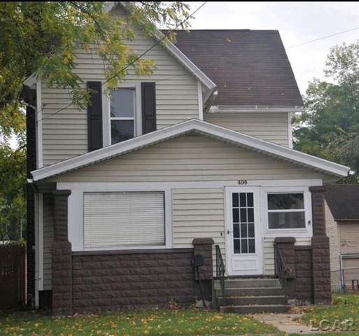 409 W Beecher St., Adrian, MI 49221 (#56050013353) :: RE/MAX Nexus