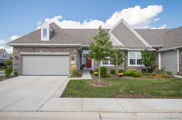 68 Gallery Circle, Pittsfield Twp, MI 48176 (MLS #2200040324) :: The Toth Team