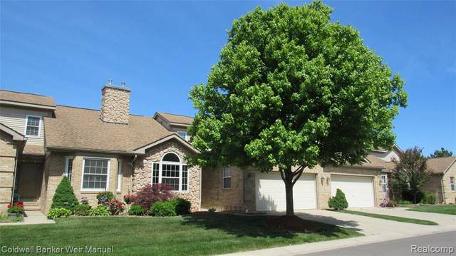 291 Cherry Hill Pointe Drive, Canton Twp, MI 48187 (MLS #2200040344) :: The Toth Team