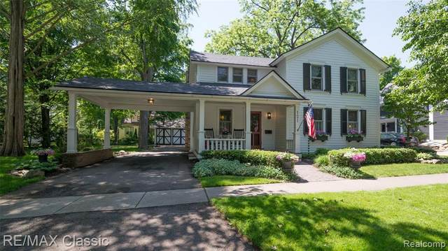 121 West St Street, Northville, MI 48167 (#2200040448) :: GK Real Estate Team