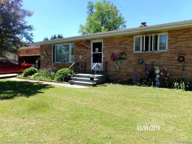 315 Blondin Street, Pinconning, MI 48650 (#2200040504) :: The Alex Nugent Team | Real Estate One