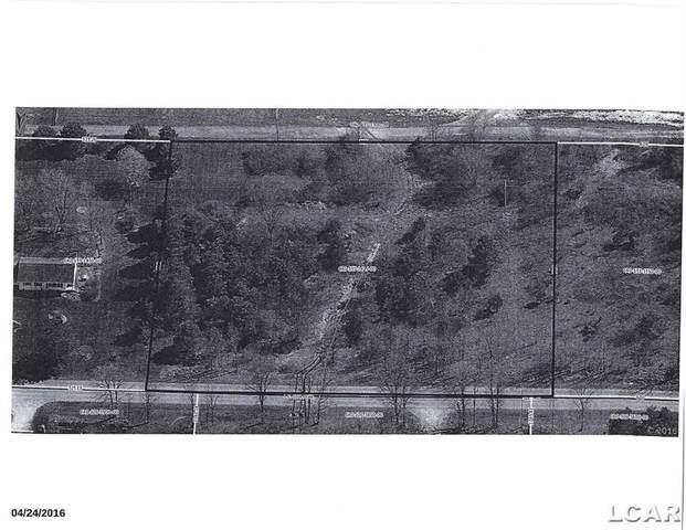 8000 Slee Rd., Cambridge Twp, MI 49265 (#56050013425) :: The Alex Nugent Team | Real Estate One