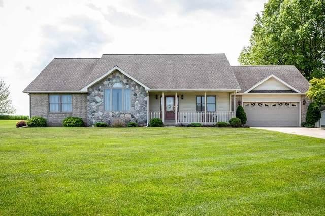 10041 Pheasant Crossing, Napoleon, MI 49201 (#55202001436) :: RE/MAX Nexus