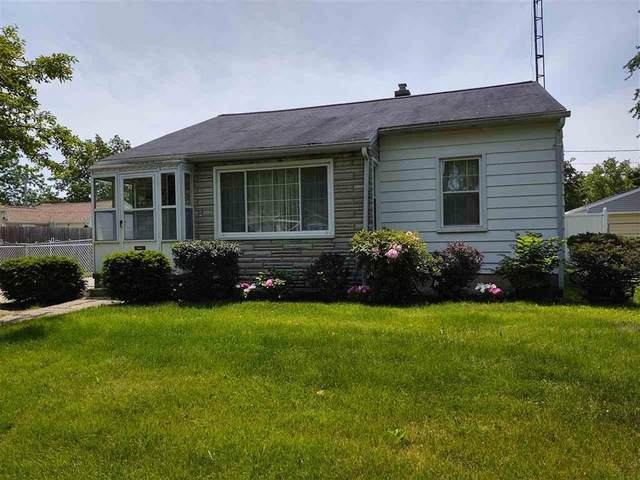 509 Sparks St, CITY OF JACKSON, MI 49202 (#55202001444) :: RE/MAX Nexus