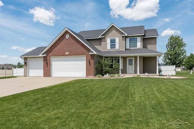 5876 Yellowcress Drive, Saginaw Twp, MI 48603 (#61050013513) :: GK Real Estate Team