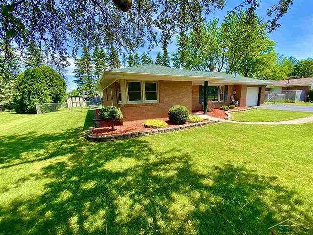 5380 Rosedale, Saginaw Twp, MI 48638 (#61050013529) :: GK Real Estate Team