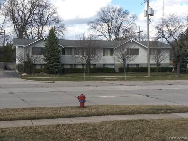 16910 W 10 MILE Road, Southfield, MI 48075 (#2200041011) :: Keller Williams West Bloomfield