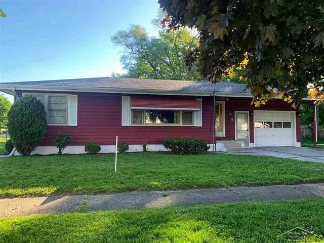 1318 Madison, Saginaw, MI 48602 (#61050013551) :: GK Real Estate Team