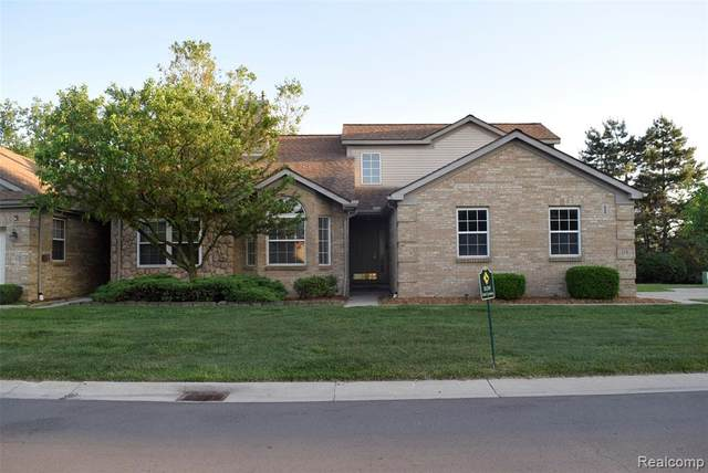 114 W Cherry Hill Pointe Drive, Canton Twp, MI 48187 (MLS #2200041075) :: The Toth Team