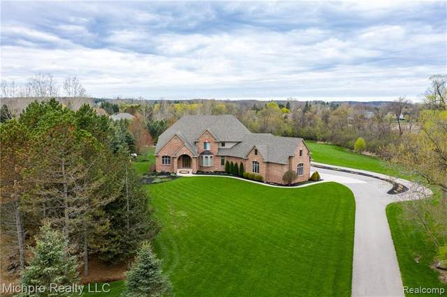73443 Hidden Creek Lane, Bruce Twp, MI 48065 (#2200041252) :: RE/MAX Nexus
