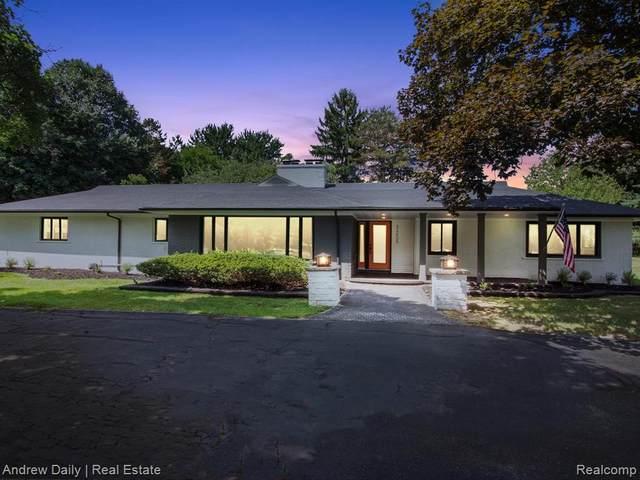 32605 Eastlady Drive, Beverly Hills Vlg, MI 48025 (#2200041634) :: Keller Williams West Bloomfield