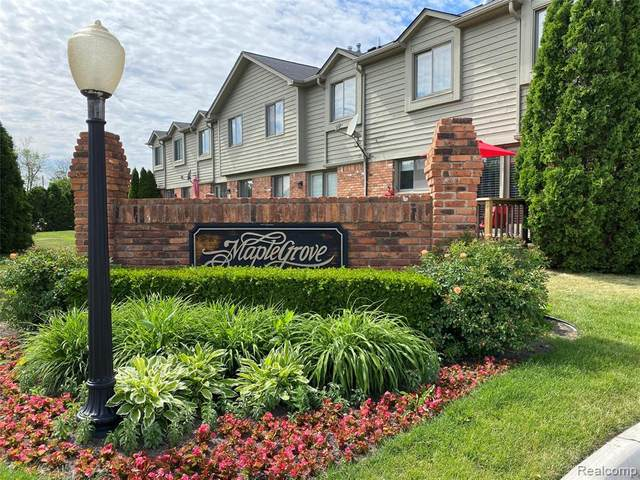410 Oakgrove Court, Clawson, MI 48017 (#2200041773) :: Duneske Real Estate Advisors