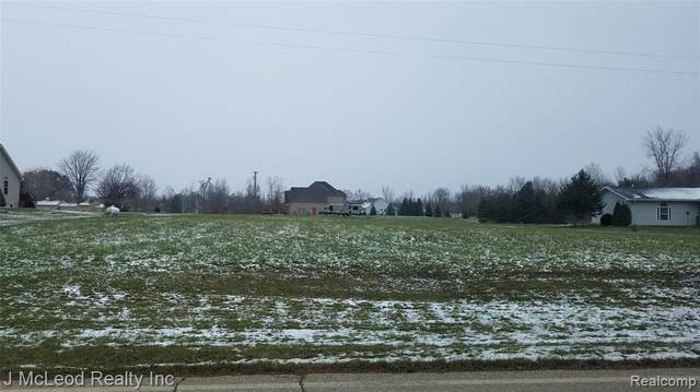 Vacant Land Arbela Road, Millington Twp, MI 48746 (#2200041792) :: GK Real Estate Team