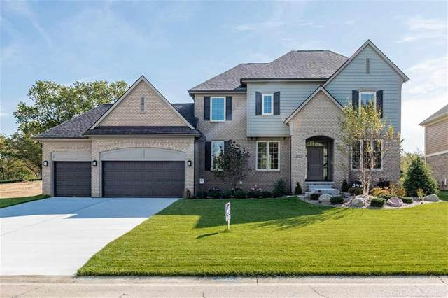 1687 Royal Birkdale, Oxford Twp, MI 48371 (#58050013752) :: The Alex Nugent Team | Real Estate One