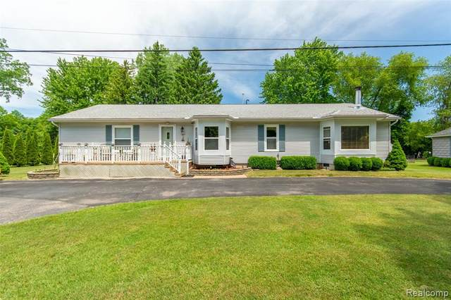 6372 Swartout Road, Clay Twp, MI 48001 (#2200042065) :: Novak & Associates
