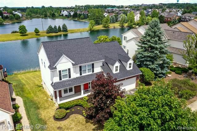 530 Boulder Lake Drive, Oxford Twp, MI 48371 (#2200042200) :: GK Real Estate Team