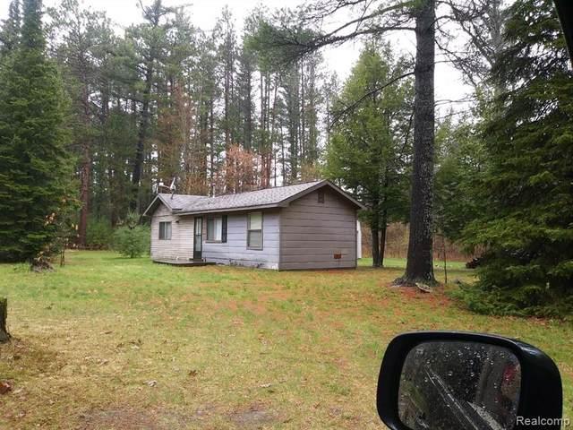 10601 S. Grayling Road, Beaver Creek Twp, MI 48653 (MLS #2200042423) :: The Toth Team