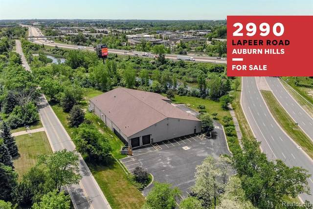 2990 Lapeer Road, Auburn Hills, MI 48326 (#2200042548) :: GK Real Estate Team