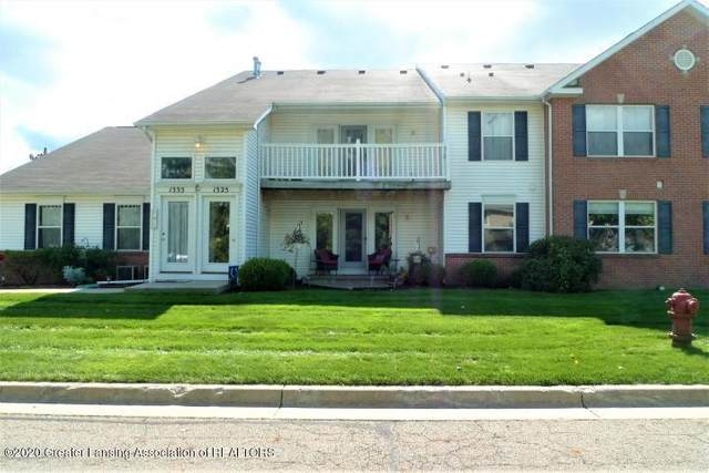 1325 Coolidge Road #11, East Lansing, MI 48823 (MLS #630000246747) :: The Toth Team