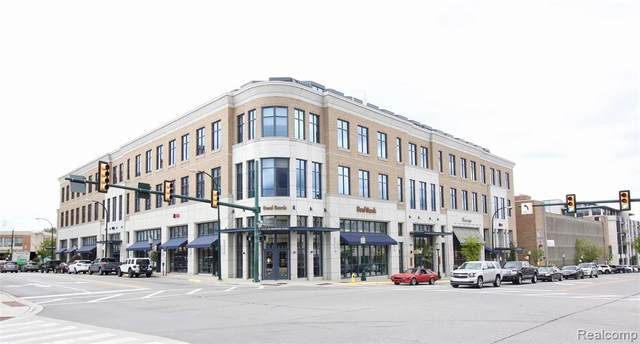 327 N Old Woodward Avenue #419, Birmingham, MI 48009 (#2200042626) :: Alan Brown Group