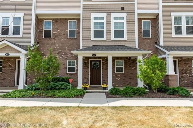 419 Wright Street, Wixom, MI 48393 (#2200043303) :: Novak & Associates