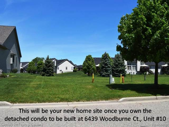 6439 Woodburne Court #10, Holly Twp, MI 48439 (MLS #2200043447) :: The John Wentworth Group