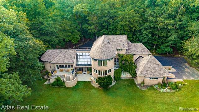 9087 Ridge Road, Atlas Twp, MI 48438 (MLS #2200043475) :: The John Wentworth Group