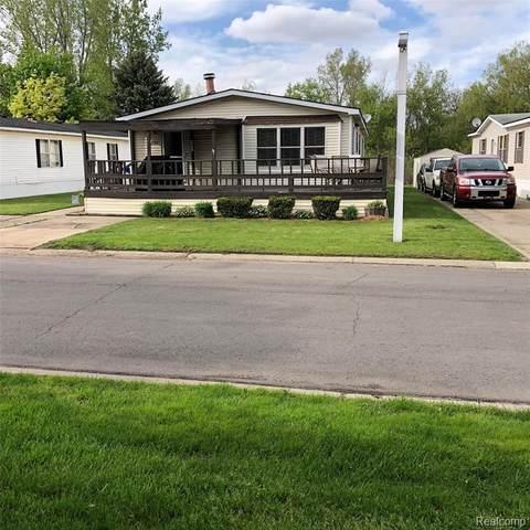 165 S Opdyke Lot 151, Auburn Hills, MI 48326 (#2200043607) :: Alan Brown Group