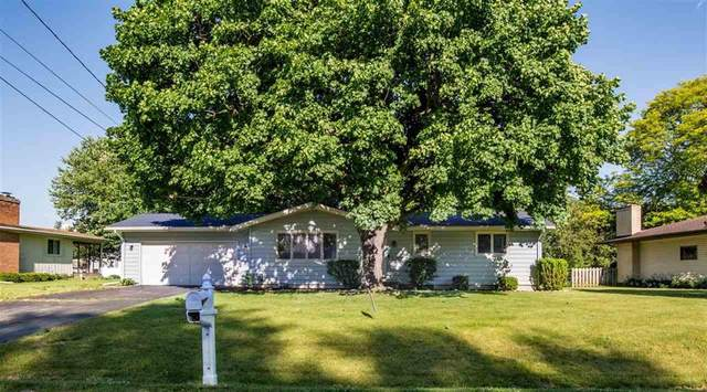929 Thomas Dr, Summit, MI 49203 (#55202001564) :: Alan Brown Group
