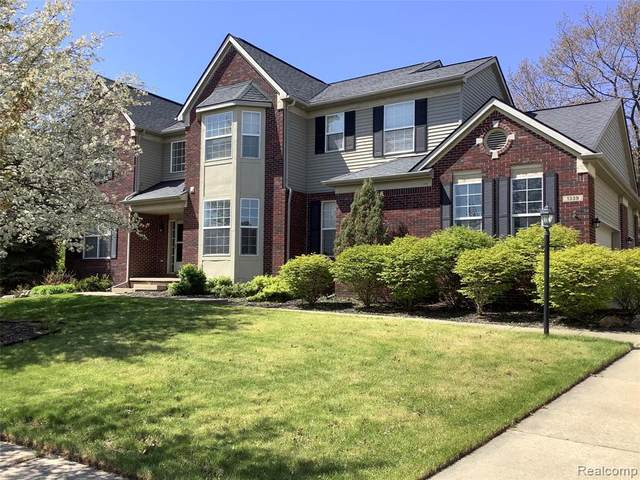 1339 Cartwright Lane, South Lyon, MI 48178 (#2200043776) :: Novak & Associates