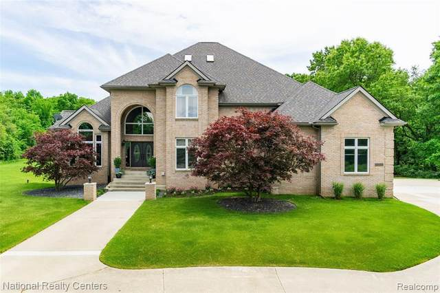1046 Hunter Court, Milford Twp, MI 48381 (#2200043859) :: Novak & Associates